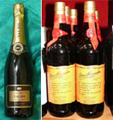 イタリア・スペインのワインたち